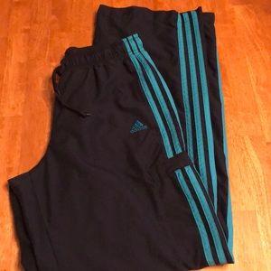 Men's Adidas athletic pants. Medium
